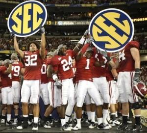 Alabama SEC Championship